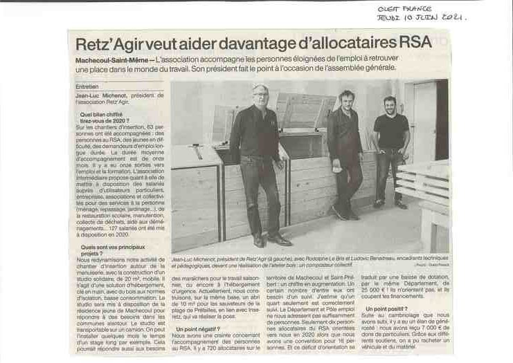 PRESSE Article 2021 06 10_OF